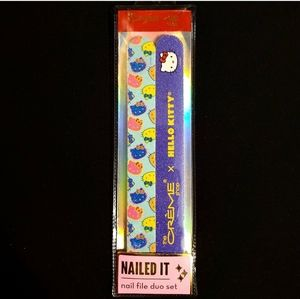 💟 2/$10 + 3/$15 ● Hello Kitty Nail Files